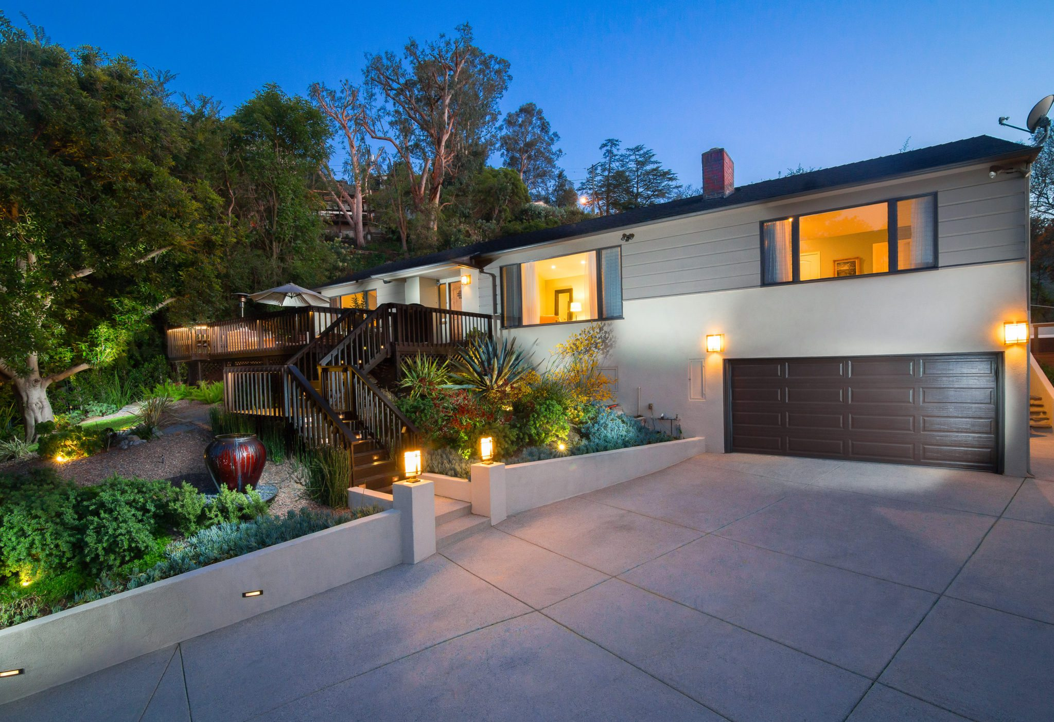 front yard ideas, luxury real estate,los angeles homes
