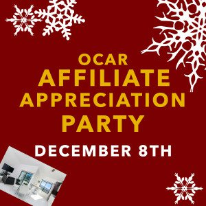 ocar, Affiliate Appreciation Party, Orange County Real Estate